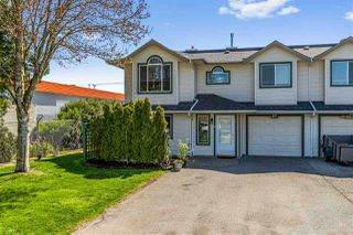 "Main Photo: 4 17968 56A Avenue in Surrey: Cloverdale BC Townhouse for sale in ""The Quad"" (Cloverdale)  : MLS®# R2509861"