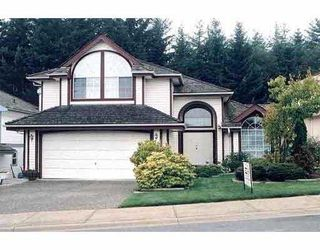 "Photo 1: 1542 TANGLEWOOD LN in Coquitlam: Westwood Plateau House for sale in ""WESTWOOD PLATEAU"" : MLS®# V560943"