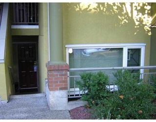 "Photo 1: 795 W 8TH Ave in Vancouver: Fairview VW Townhouse for sale in ""DOVER POINT"" (Vancouver West)  : MLS®# V616095"