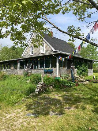 Main Photo: 221 Seamone Road in Upper Branch: 405-Lunenburg County Farm for sale (South Shore)  : MLS®# 201916948