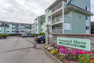 "Main Photo: 104 31850 UNION Avenue in Abbotsford: Abbotsford West Condo for sale in ""Fernwood Manor"" : MLS®# R2389040"