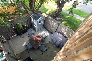 Photo 26: 17138 100 Street in Edmonton: Zone 27 Townhouse for sale : MLS®# E4170026