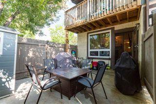 Photo 27: 17138 100 Street in Edmonton: Zone 27 Townhouse for sale : MLS®# E4170026