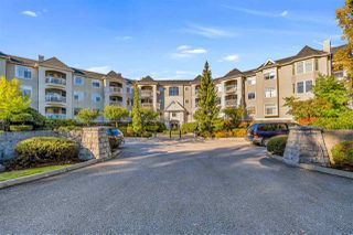 "Photo 1: 303 5677 208 Street in Langley: Langley City Condo for sale in ""Ivy Lea"" : MLS®# R2412783"