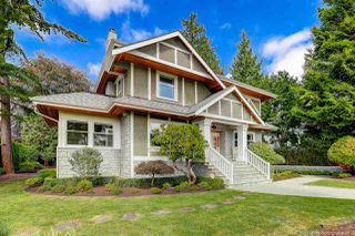 Main Photo: 1883 W 41ST Avenue in Vancouver: Shaughnessy House for sale (Vancouver West)  : MLS®# R2421079