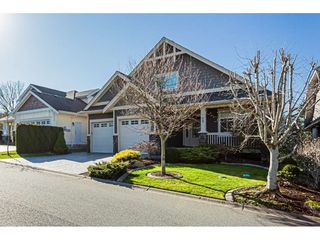 """Main Photo: 28 3800 GOLF COURSE Drive in Abbotsford: Abbotsford East House for sale in """"Ledgeview Estates"""" : MLS®# R2436462"""