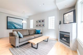 Photo 2: 2261 CAROLINA Street in Vancouver: Mount Pleasant VE Townhouse for sale (Vancouver East)  : MLS®# R2451625