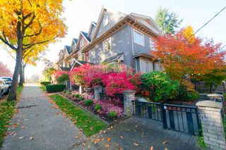 Photo 1: 2261 CAROLINA Street in Vancouver: Mount Pleasant VE Townhouse for sale (Vancouver East)  : MLS®# R2451625