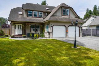 Photo 1: 10029 THOMPSON ROAD in Rosedale: Rosedale Popkum House for sale : MLS®# R2448922