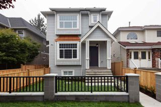 Main Photo: 250 E 54TH Avenue in Vancouver: South Vancouver House 1/2 Duplex for sale (Vancouver East)  : MLS®# R2499128