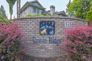 "Photo 1: 39 8111 160 Street in Surrey: Fleetwood Tynehead Townhouse for sale in ""Coyote Ridge"" : MLS®# R2498492"