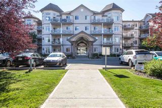 Main Photo: 301 2420 108 Street NW in Edmonton: Zone 16 Condo for sale : MLS®# E4215126