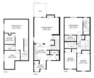 Photo 44: 3716 9 Street in Edmonton: Zone 30 House Half Duplex for sale : MLS®# E4215561