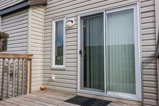 Photo 34: 3716 9 Street in Edmonton: Zone 30 House Half Duplex for sale : MLS®# E4215561