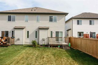 Photo 39: 3716 9 Street in Edmonton: Zone 30 House Half Duplex for sale : MLS®# E4215561