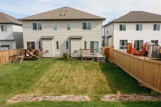 Photo 40: 3716 9 Street in Edmonton: Zone 30 House Half Duplex for sale : MLS®# E4215561
