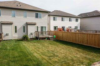 Photo 37: 3716 9 Street in Edmonton: Zone 30 House Half Duplex for sale : MLS®# E4215561