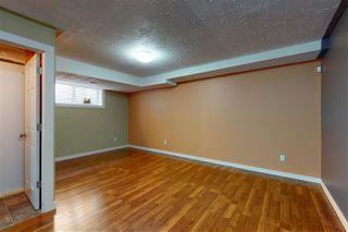 Photo 28: 3716 9 Street in Edmonton: Zone 30 House Half Duplex for sale : MLS®# E4215561