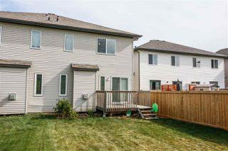 Photo 36: 3716 9 Street in Edmonton: Zone 30 House Half Duplex for sale : MLS®# E4215561