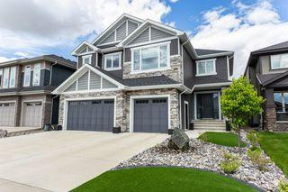 Photo 1: 3287 WHITELAW Drive in Edmonton: Zone 56 House for sale : MLS®# E4217002