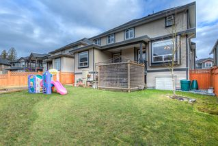 Photo 35: 12473 201ST STREET in MCIVOR MEADOWS: Home for sale : MLS®# V1047138