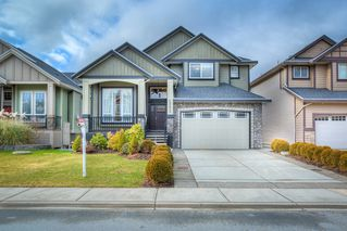 Photo 1: 12473 201ST STREET in MCIVOR MEADOWS: Home for sale : MLS®# V1047138