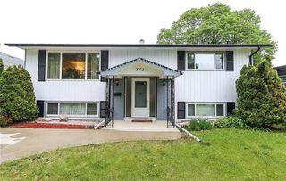 Photo 1: 351 Hawthorne Avenue in Winnipeg: North Kildonan Residential for sale (3F)  : MLS®# 202013297