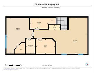 Photo 34: 58 31 Avenue SW in Calgary: Erlton Semi Detached for sale : MLS®# C4301692