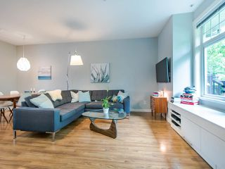 """Photo 15: 3808 WELWYN Street in Vancouver: Victoria VE Townhouse for sale in """"Stories"""" (Vancouver East)  : MLS®# R2467996"""