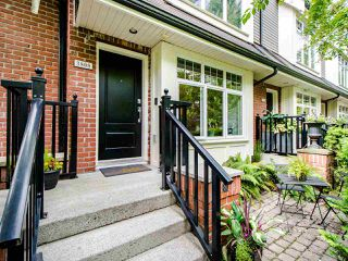 """Photo 2: 3808 WELWYN Street in Vancouver: Victoria VE Townhouse for sale in """"Stories"""" (Vancouver East)  : MLS®# R2467996"""