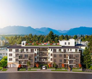 """Photo 2: 101 4933 CLARENDON Street in Vancouver: Collingwood VE Condo for sale in """"CLARENDON HEIGHTS"""" (Vancouver East)  : MLS®# R2498392"""