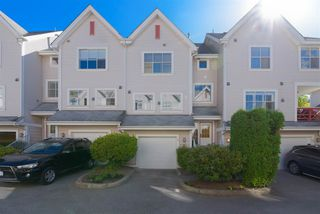 Main Photo: 8 2450 HAWTHORNE Avenue in Port Coquitlam: Central Pt Coquitlam Townhouse for sale : MLS®# R2499500