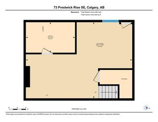 Photo 22: 73 Prestwick Rise SE in Calgary: McKenzie Towne Detached for sale : MLS®# A1048662