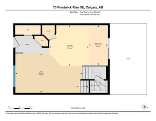 Photo 4: 73 Prestwick Rise SE in Calgary: McKenzie Towne Detached for sale : MLS®# A1048662