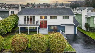 Main Photo: 1149 DANSEY Avenue in Coquitlam: Central Coquitlam House for sale : MLS®# R2528891