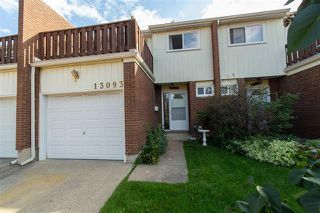 Photo 1: 13093 34 ST NW in Edmonton: Zone 35 Townhouse for sale : MLS®# E4172566