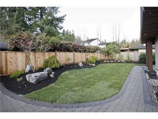 Photo 10: 3959 LEWISTER Road in North Vancouver: Home for sale : MLS®# V978405