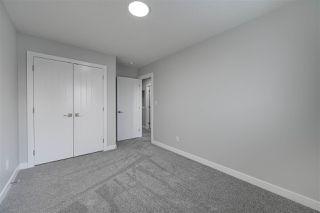 Photo 22: 17717 13 Avenue in Edmonton: Zone 56 House Half Duplex for sale : MLS®# E4185789