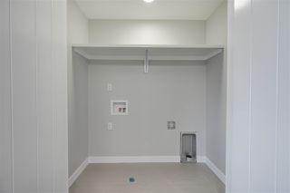 Photo 24: 17717 13 Avenue in Edmonton: Zone 56 House Half Duplex for sale : MLS®# E4185789