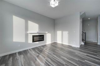 Photo 5: 17717 13 Avenue in Edmonton: Zone 56 House Half Duplex for sale : MLS®# E4185789