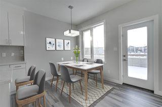 Photo 7: 17717 13 Avenue in Edmonton: Zone 56 House Half Duplex for sale : MLS®# E4185789