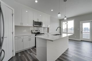 Photo 8: 17717 13 Avenue in Edmonton: Zone 56 House Half Duplex for sale : MLS®# E4185789