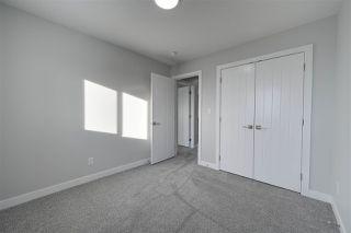 Photo 20: 17717 13 Avenue in Edmonton: Zone 56 House Half Duplex for sale : MLS®# E4185789