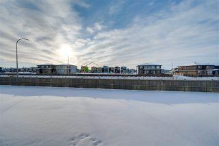 Photo 25: 17717 13 Avenue in Edmonton: Zone 56 House Half Duplex for sale : MLS®# E4185789