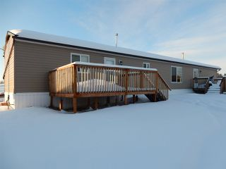 Main Photo: 3130 HWY 16 Highway: Rural Parkland County Manufactured Home for sale : MLS®# E4188831