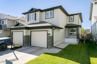 Main Photo: 12509 171 Avenue in Edmonton: Zone 27 House Half Duplex for sale : MLS®# E4200343