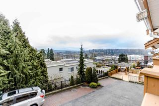 Photo 21: 3 1222 CAMERON Street in New Westminster: Uptown NW Townhouse for sale : MLS®# R2466583
