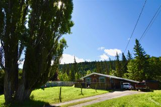Photo 1: 3255 PINE VALLEY Road in Williams Lake: Williams Lake - Rural North House for sale (Williams Lake (Zone 27))  : MLS®# R2480283
