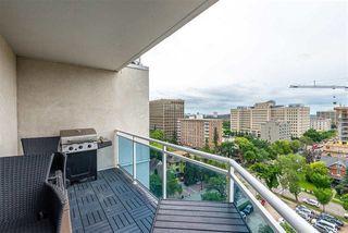 Photo 4: 1106 10504 99 Avenue in Edmonton: Zone 12 Condo for sale : MLS®# E4208373