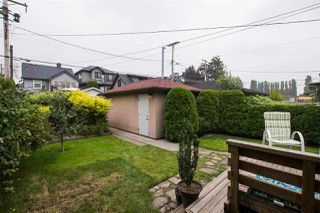 Photo 29: 2789 PARKER Street in Vancouver: Renfrew VE House for sale (Vancouver East)  : MLS®# R2502903